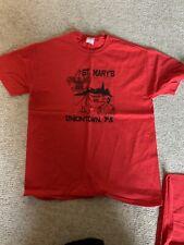 Boy Scout Class B Troop T-Shirt Size Large Bsa