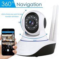 720P IP Cámara WiFi Vision Nocturna Vigilancia Seguridad Detección de movimiento