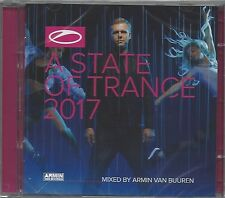 ARMIN VAN BUUREN / A STATE OF TRANCE 2017 * NEW 2CD'S * NEU *