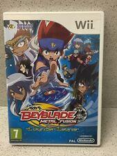 JEU Wii BEYBLADE METAL FUSION SANS NOTICE PAR NINTENDO