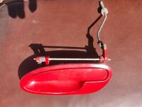 Holden Commodore VT VX VY VZ Door Handle LHF F143 Sting Red Marks Left Front