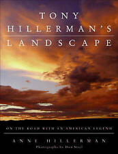 Tony Hillerman's Landscape: On the Road with Chee and Leaphorn by Anne Hillerman