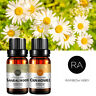 100% Pure Therapeutic Grade Chamomile Sandalwood Essential Oils 2x 10 ml set US