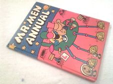 Mr. Men Annual: 1981 by Roger Hargreaves (Hardback, 1980) No.2