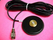 MAGNET MOUNT NMO ANTENNA BASE WITH PL-259 CONNECTOR MADE IN USA