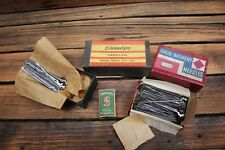 Vintage Sewing Machine Needles  Boxed Singer Groz Beckert Sweedex