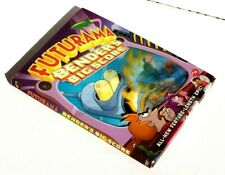 Futurama The Movie: Benders Big Score (DVD, 2007) EPIC Full Length Free Shipping