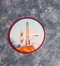 Dare Foods ,Krun-Chee ,Gordon's Krun-Chee  Space Coins 1960's # 9 Viking