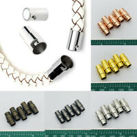 10pcs Magnetic Clasps Buckle Connector For Bracelet DIY Jewelry Making Supplies