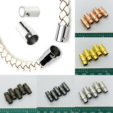 10pcs Magnetic Clasps Buckle Connector Bracelet DIY Jewelry Making Supplies