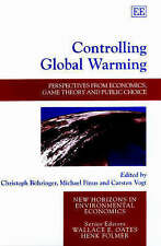 Controlling Global Warming: Perspectives from Economics, Game Theory and Public