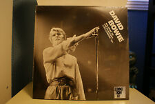 David Bowie Welcome to the Blackout Live London '78 3x vinyl lp RSD 2018 Heroes