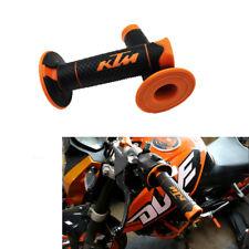 7/8'' 22mm Bars Hand Grip Bar End Throttle Grips For KTM Duke all 125-530cc 390