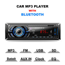 Car Radio Stereo Head Unit CD DVD Player MP3/USB/SD/AUX-IN/FM Remote Control OV