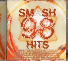 Smash Hits 98 (1998 CD) Imaani/Juice/Mica Paris/Matt Bianco/Ava & Stone/Moffats