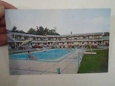 Vintage Postcard MOUNT MADISON MOTEL Gorham, New Hampshire §A1428