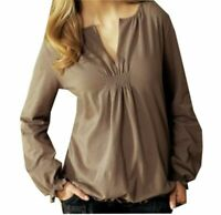 Umstandsmode Umstandsshirt Langarmshirt NEU Schwangerschaft Shirt 36/38 40/42