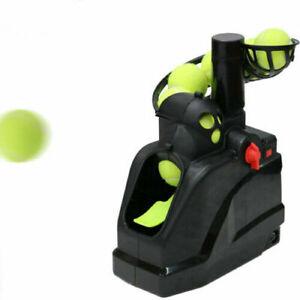 Tennis practice machine Tennis trainer Toss machine Portable Tool For Beginners