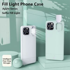 Selfie Light Phone Case for iPhone 🚚 FAST & FREE DELIVERY 🚚
