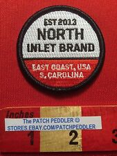 North Inlet Brand SOUTH CAROLINA Eastern Coast USA Patch Est. 2013 61C5
