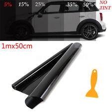 Auto Uncut Professional Sunshade Film Glass Sticker 5% VLT  Car Window Tint