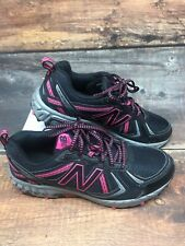 New Balance WT410LB5 Tech Aide Pink All Terrain Running Sneakers Womens US 8.5B