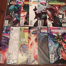 Martian Manhunter #1-12 Complete Set (2015-2016) DC Comics New 52