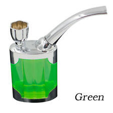 Hookah Water Tobacco Smoking Pipe Bong Double Filter Cigarette Holder Randomly