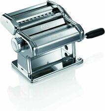 Marcato Atlas 150 pasta machine Chrome, Silver Wellness Super Fast Delivery UK