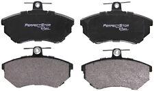 Frt Semi Metallic Brake Pads PS687AM Perfect Stop