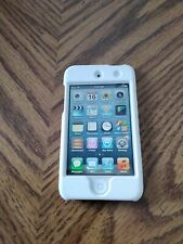Apple iPod Touch 4th Gen 8Gb A1367 Md057Ll/A -White- w/Cord