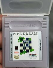 Pipe Dream with Manual Game Boy Tested