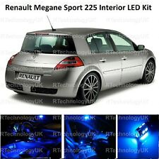 BLUE PREMIUM Renault Sport Megane 225 Bright LED interior Light Kit Full
