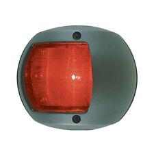 PERKO LED SIDE LIGHT 12V RED W/ BLACK PLASTIC