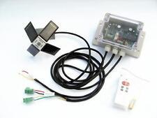 Dual Axis Solar Tracker Linear Actuator Controller Complete Electronic Sun Track