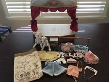 American Girl Angelina Ballerina Lot Ballerina Stage Clothes Mouse Doll MORE