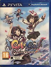 Gal Gun: Double Peace PlayStation Vita Brand New Region 2 UK & East Europe