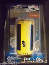 Fuji Plus Dc to Ac Power Inverter 140 watts 120vac model Fl-140w12c