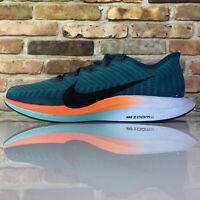 Nike Zoom Pegasus Turbo 2 Running Shoes Hakone Neptune Green Size 8 CN6928 300