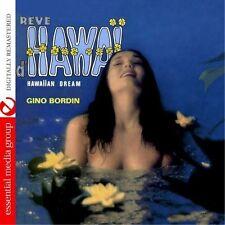 Gino Bordin - Reve D'hawai [New CD] Manufactured On Demand