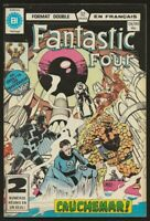 FANTASTIC FOUR #139/140 Double Format in French Heritage Français ©Marvel 1982