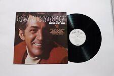 DEAN MARTIN Gentle On My MInd LP Reprise RS 6330 US 1968 VG++ WLP 03E