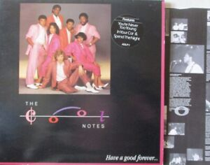COOL NOTES - Have A Good Forever ~ VINYL LP
