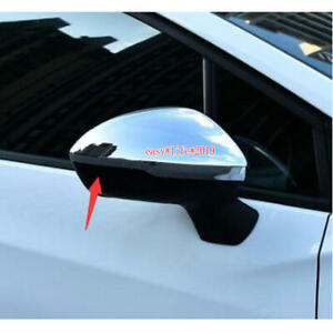For Chevrolet Cruze 2017-2018 ABS Chrome Side Rear View Mirror Trim Cover