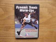 Dynamic Tennis Warm-Ups (DVD, 2004) Mark Verstegen