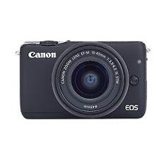 Camara digital reflex canon EOS M10