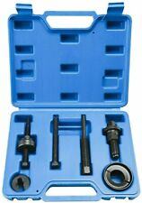 KUNTEC Power Steering Pump Pulley Puller Remover Install Tool Kit for GM& Ford