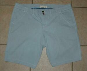 Blue XL / 16 Casual Wear Cotton Bermuda Shorts Pockets OLD NAVY