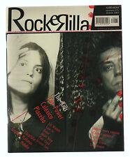 ROCKERILLA 271/03 ROCK PROG MAGAZINE PLACEBO CALEXICO KILLS CLEARLAKE TRICCA