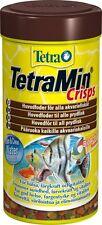 Tetramin Crisps 22g Tropical Fish Food Discus Fish Barbs Catfish Pleco 55g 110g